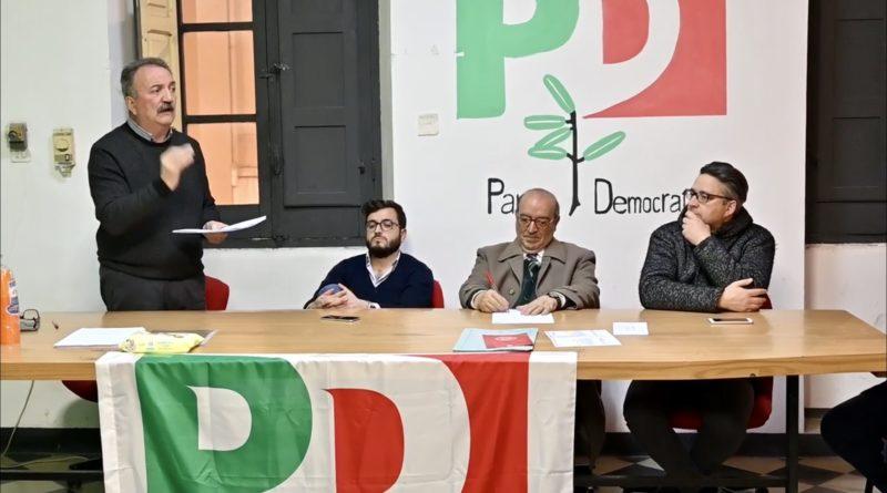 """I TRE CONSIGLIERI COMUNALI  """"CACCIATI"""" DAL PARTITO DEMOCRATICO"""