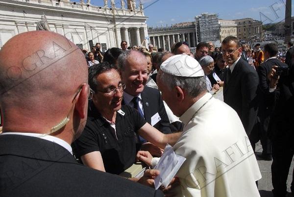Papa Francesco e Nardella