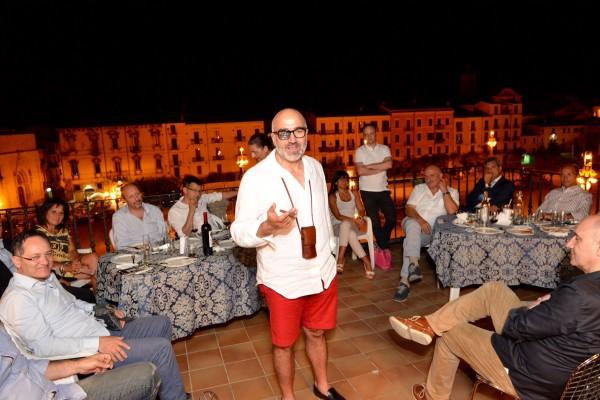 Il presidente di Confindustria L'Aquila, Fabio Spinosa Pingue