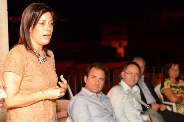 Luisa Taglieri, vice sindaco e assessore ai Grandi Eventi Comune Sulmona