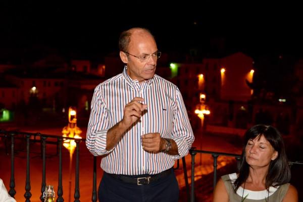 Il dirigente scolastico del Polo Scientifico-Tecnologico, Massimo Di Paolo