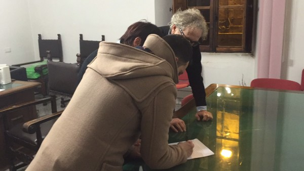 Alessio Di Masci firma le dimissioni