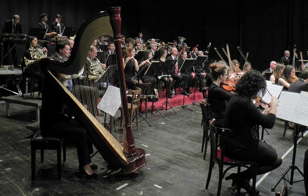 Sorprendente orchestra sinfonica del conservatorio di for Magri arreda pescara