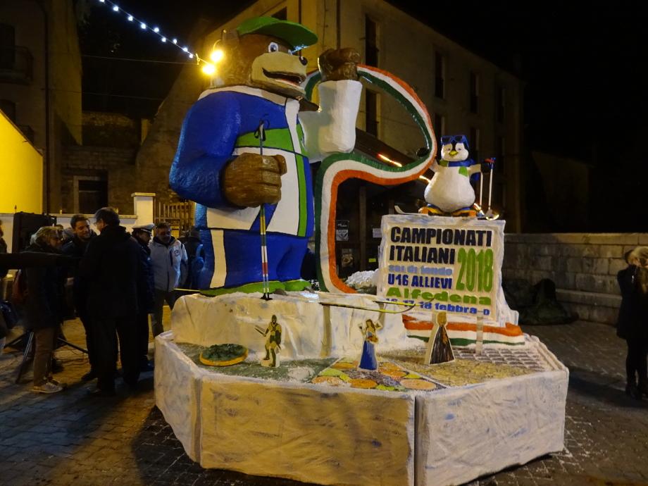 AD ALFEDENA I CAMPIONATI ITALIANI DI SCI DI FONDO A ...