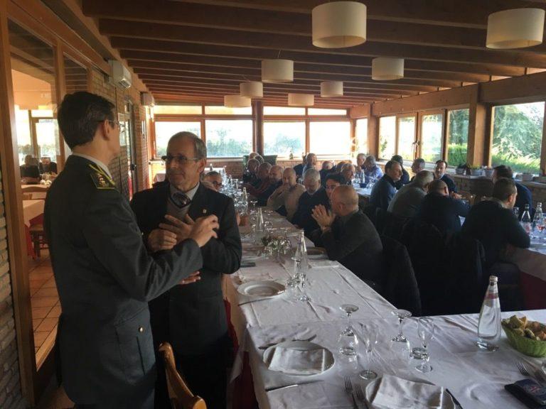 COMANDANTE PROVINCIALE FIAMME GIALLE INCONTRA COMPAGNIA DI ...