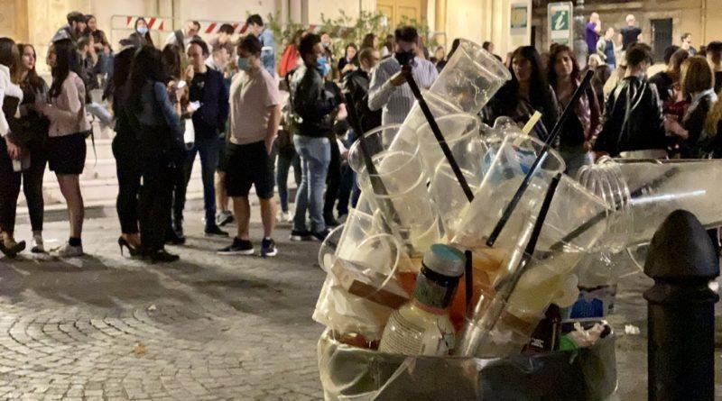 """""""CONTROLLI PIU' RIGOROSI, BASTA ECCESSI NEL FINE SETTIMANA IN CENTRO"""", APPELLO DI SULMONA SENZA SMOG"""