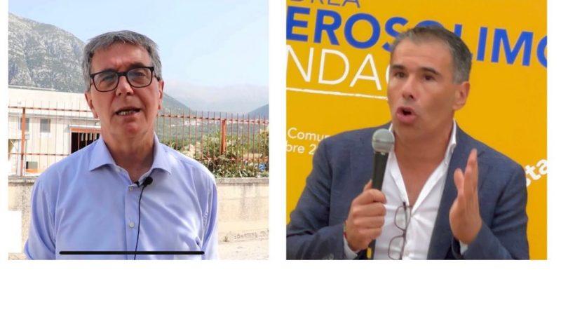 ELEZIONI SULMONA, SFIDA A COLPI DI VIDEO TRA GEROSOLIMO E DI PIERO (video)
